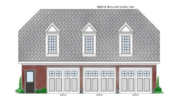 Sugarloaf Garage Front Elevation