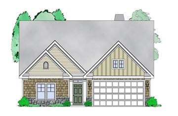 Clairmont Front Elevation