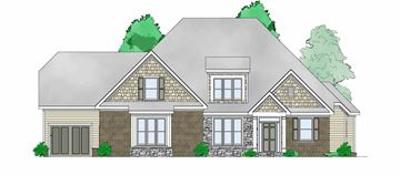 Mathis Front Elevation