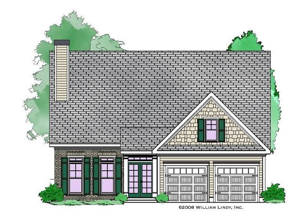 Waterbrook Front Elevation