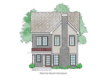 Home Floor Plans & House Designs by William Lindy-Rear Entry ... on narrow home plans with garage, cabin plans with attached garage, foundation with attached garage, narrow lot house plans with side entry garage, narrow lot house plans with detached garage, narrow lot house plans with three car garage,