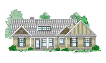 Pine Meadows Front Elevation