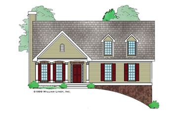 New Hope Front Elevation Rend