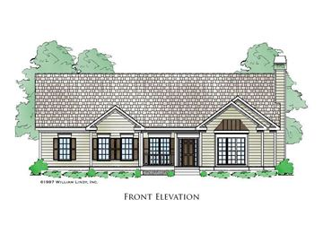 Kimberly Front Elevation