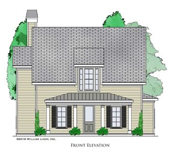 Freeport Front Elevation