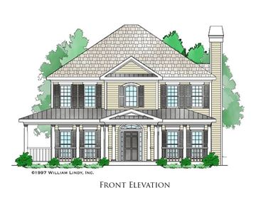 Hartford Front Elevation