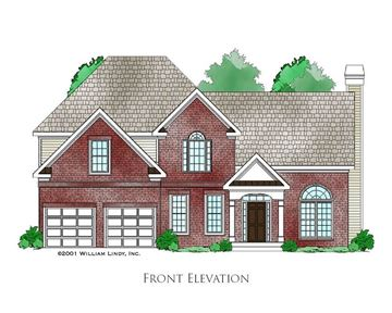 Sinclair Front Elevation