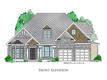 McKinley Front Elevation
