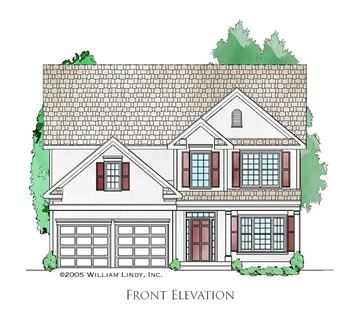 Kent Front Elevation