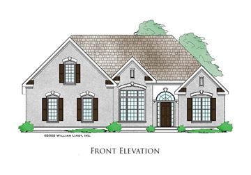 Castlewood Front Elevation