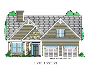 Shallowford Front Elevation
